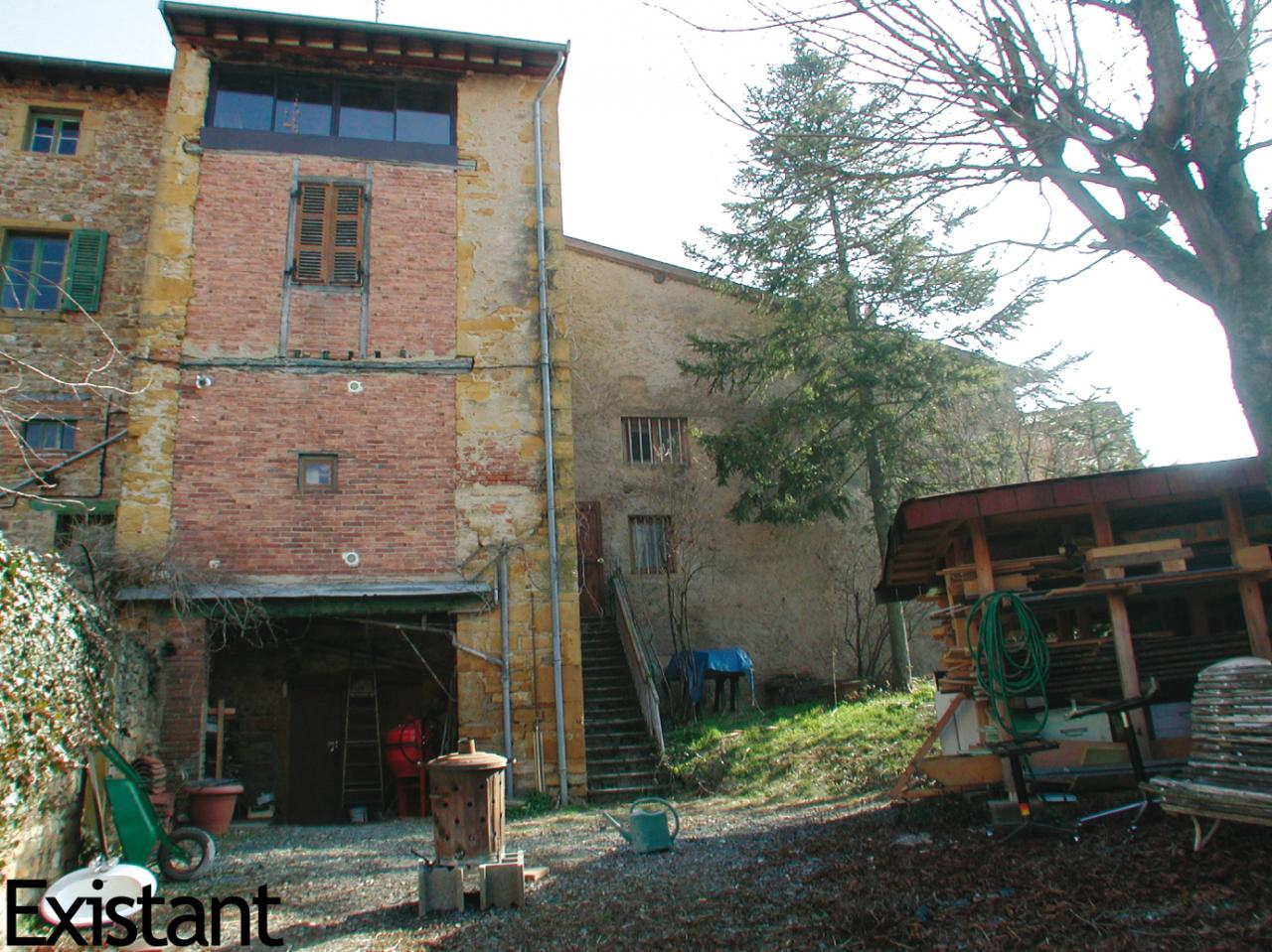 R Novation Et Extension D Une Maison Ancienne