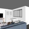 Rénovation d'un appartement / C.